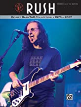 Rush -- Deluxe Bass TAB Collection 1975 - 2007: Authentic Bass TAB