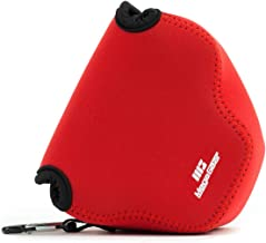 MegaGear Ultra Light Neoprene Camera Case Compatible with Canon PowerShot SX420 is, SX540 HS, SX410 is, SX530 HS