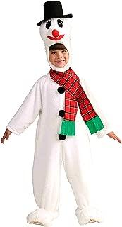 Forum Novelties Plush Snowman Toddler Costume-