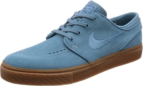 Nike - Zoom Stefan Janoski - 333824420 - Couleur  Turquoise - Pointure  42.5