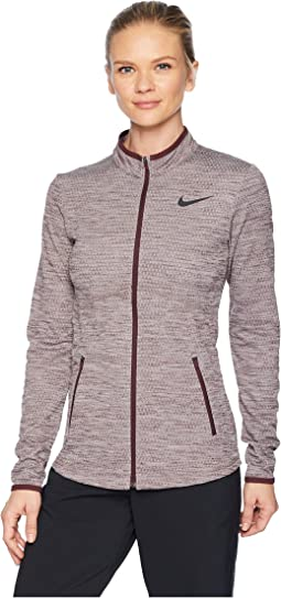 51d1ee329a Burgundy Crush Black. 15. Nike Golf. Dry Jacket Full Zip