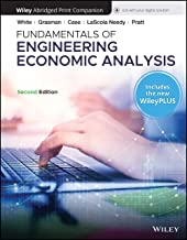 Fundamentals of Engineering Economic Analysis, 2e WileyPLUS Card with Loose-Leaf Set
