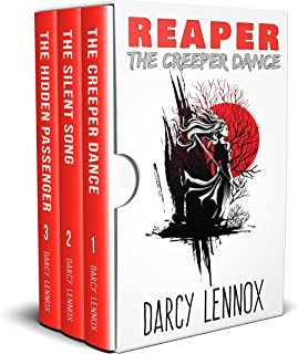 Reaper Series: Books 1-3 (Reaper Series Boxset): A dystopian thriller with a bloody twist (English Edition)