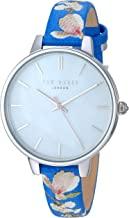 Ted Baker Women's Analog-Quartz Watch with Leather Strap TE50005019