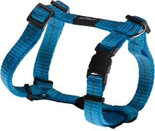 Reflective Adjustable H Harness for Small Dogs; matching collar and leash available
