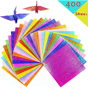 Origami Stars Papers 1, 000 Paper Strips in Assorted Colors: 10 ... | 350x350
