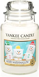Yankee Candle Company Merry Marshmallow Large Jar Candle