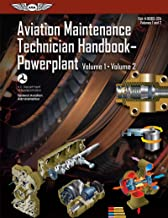 Aviation Maintenance Technician Handbook: Powerplant: FAA-H-8083-32A (FAA Handbooks Series)