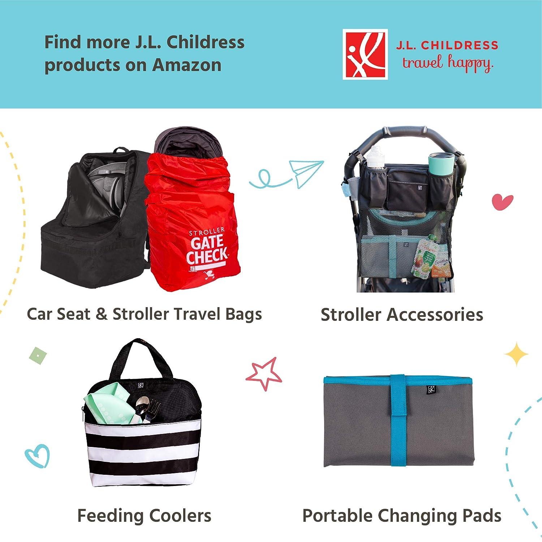J.L. Childress Reusable Ice Pack Shelf Display