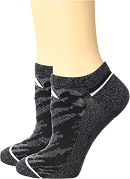 Superlite Prime Mesh II No Show Socks 2-Pack