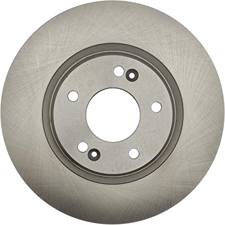 ACDelco 18A81958AC Advantage Coated Front Disc Brake Rotor