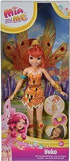 Simba 109480090Mia and Me Yuko Doll with Glass Eyes