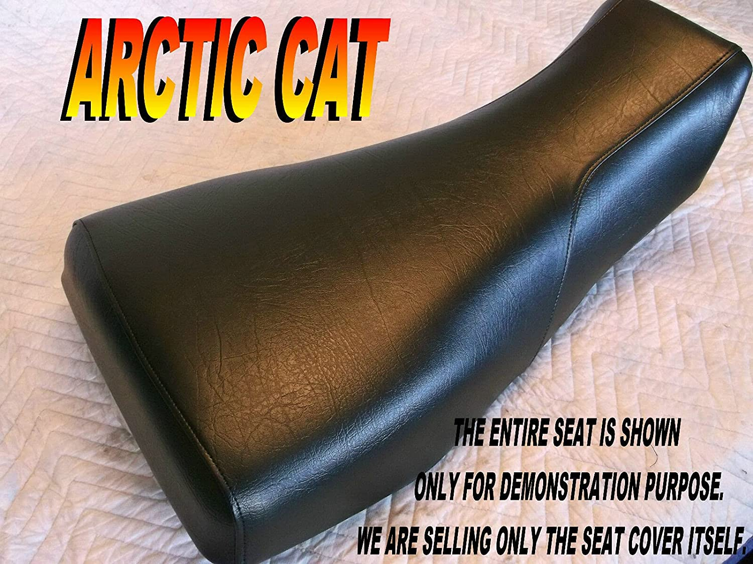 New Replacement Super Special SALE held seat cover fits Arctic Super Special SALE held 2X4 250 4X4 Cat 1996-2005