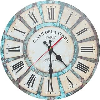 SuperStudio Lo + demoda Wall Clock Cafe de la Gare