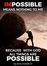 Best nothing impossible to god Reviews