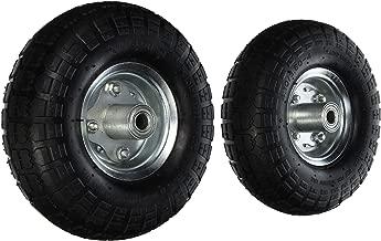 Pit Bull CHIT0012 AIR Tires Wheels, 10.00 x 6.00 x 10.00, White