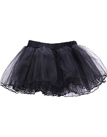 3d6a66ce5db5f 子供服 チュールスカート キッズ ベビー 女の子 バレエドレス レディース チュチュスカート パニエ 三重構造 ダンス