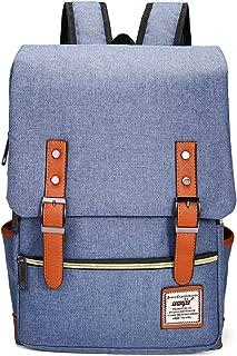 british style backpack
