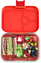 Yumbox Panino Leakproof Bento Lunch Box Container for Kids & Adults (Saffron Orange)