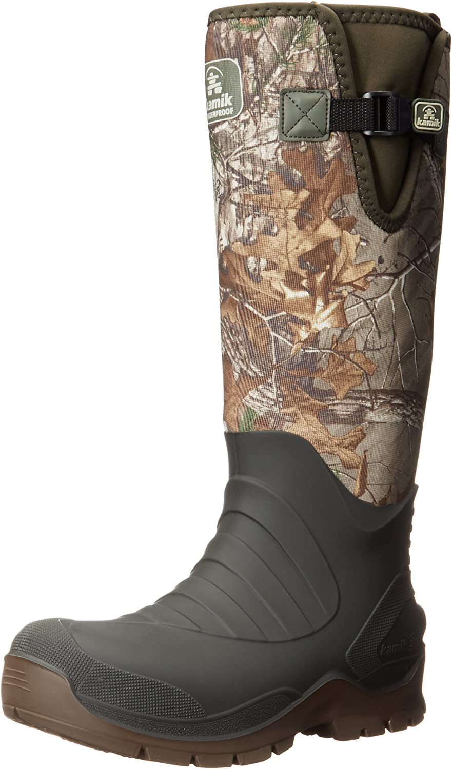 Kamik Men's Trailman Hunting shoes, Realtree Xtra, 9 D-Medium