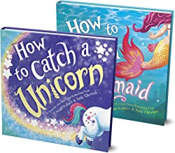 How to Catch 2-Book Collection: How to Catch a Mermaid and How to Catch a Unicorn