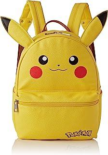 Mini Mochila Pokemon Pikachu, amarilla, 41cm