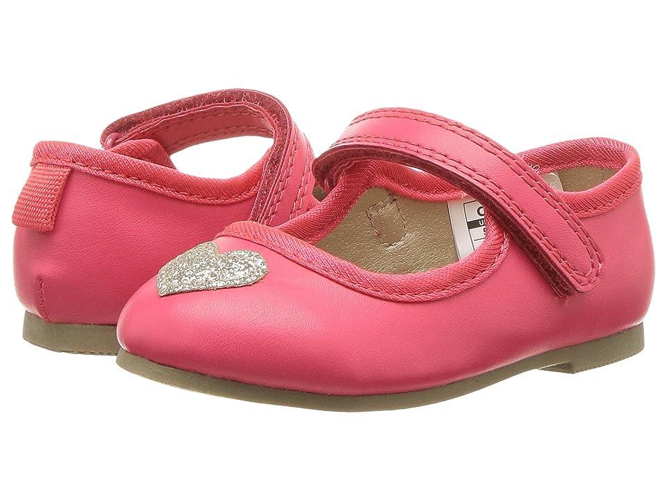 Carters Alvina (Toddler/Little Kid) (Pink) Girl