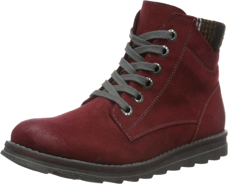 Marco Tozzi Lyla - Vino (Red) Womens Boots