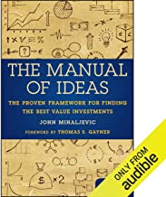 Best manual of ideas Reviews
