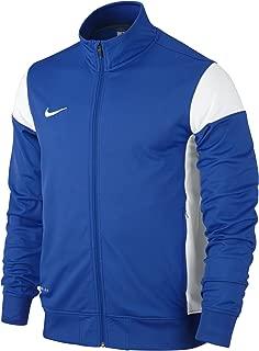 Nike Academy 14 Sideline Knit Jacket Royal/White YXL