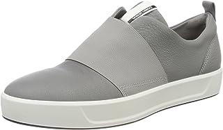 ECCO Women's Soft 8 Slip-on Sneaker, 5.5 us