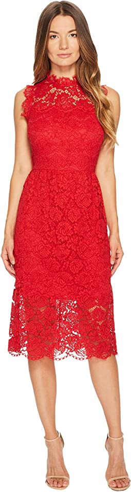 Kate Spade New York - Poppy Lace Midi Dress