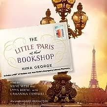 Best the little paris bookshop audiobook Reviews