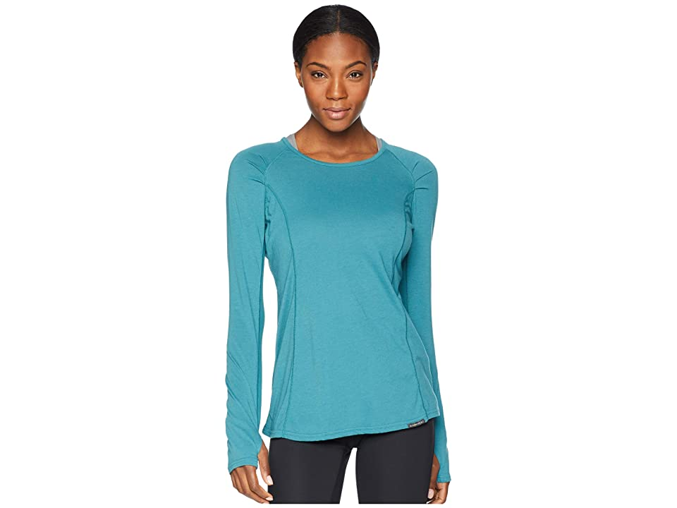 ExOfficio BugsAway(r) Lumentm Long Sleeve Shirt (Malachite) Women