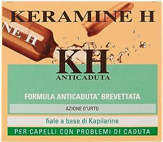 Keramine H ,KH Fiala Anticaduta per Capelli,12 Monodose
