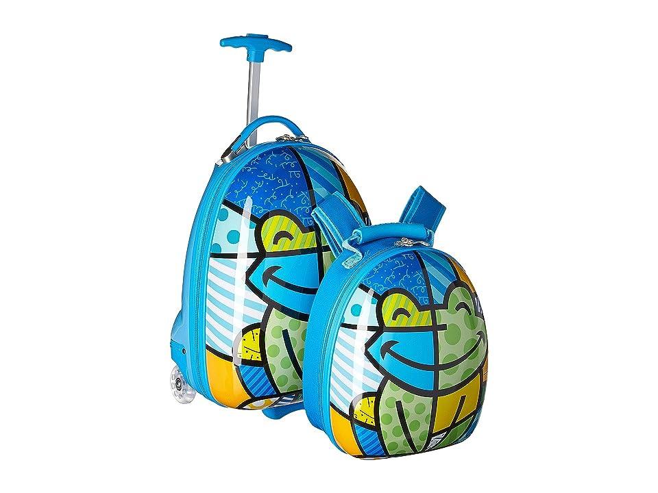Heys America - Heys America Britto Kids Luggage with Backpack