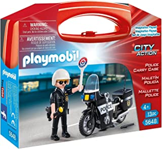 PLAYMOBIL Police Carry Case,5648
