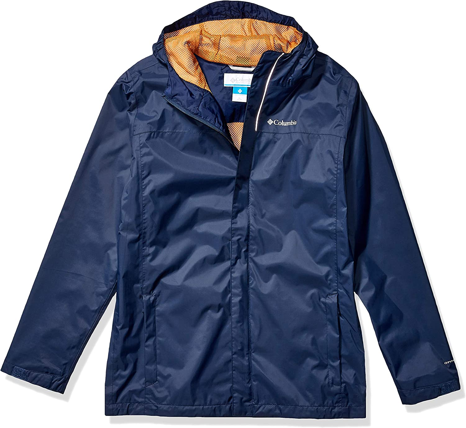 Waterproof /& Breathable Extended Fit Columbia Youth Boys Youth Boys Rain Scape Jacket