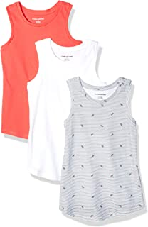 Amazon Essentials – Camiseta de tirantes para niña (3