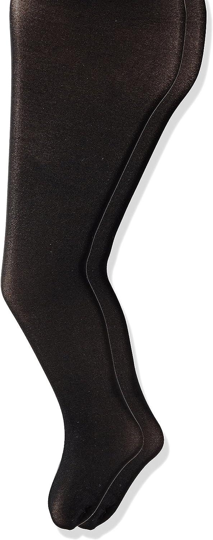 2-Pack trimfit Girls Nylon Spandex Opaque Tights