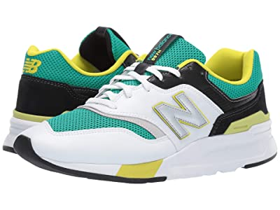 New Balance Classics CM997Hv1-USA (Verdite/White) Men