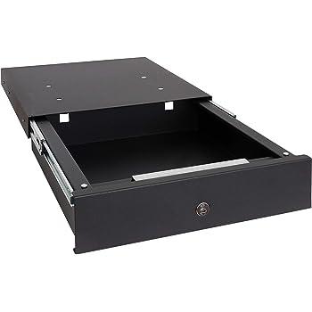 ARREGUI - Caja fuerte camuflada para zócalo de cocina, color negro: Amazon.es: Bricolaje y herramientas