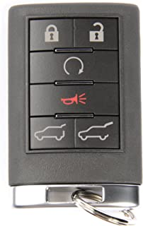 ACDelco 22756466 GM Original Equipment 6 Button Keyless Entry Remote Key Fob