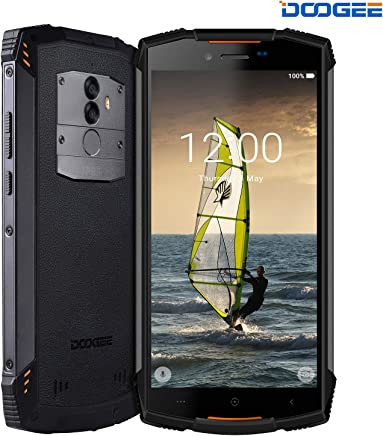 Smartphone Libre, DOOGEE S55 Lite 4G Android 8.1 Nougat Rugged Moviles Libres (5.5