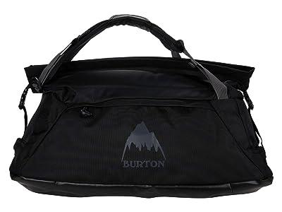Burton Multipath Duffel 60L (True Black Ballistic 1) Duffel Bags