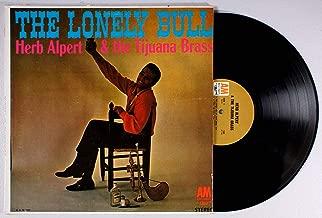The Lonely Bull by Herb Alpert & the Tijuana Brass Record Vinyl Album LP