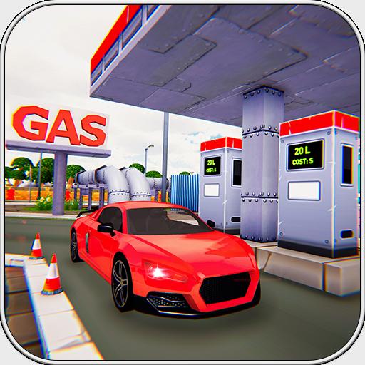 Car Wash Gas Station 2018 3d : Free…