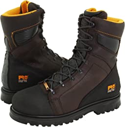 "Rigmaster 8"" Waterproof Steel Toe"