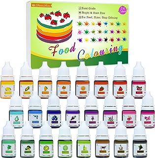 Colorante Alimentario 24 Colore - Colorante Alimenticio Lí
