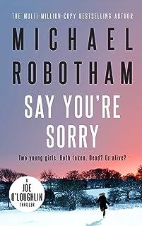 Say You're Sorry (Joseph O'Loughlin Book 6)